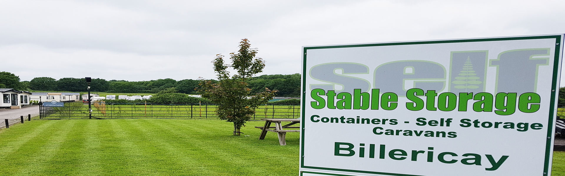 WELCOME TO STABLE SELF STORAGE ESSEX